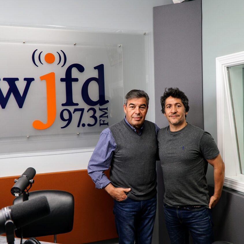 João Pedro Pais na WJFD