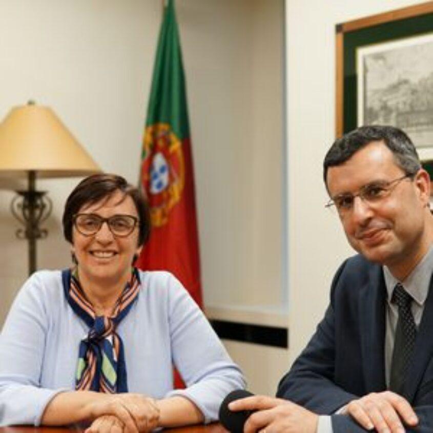Entrevista com Angela Gonçalves, Subdiretora-geral do Ensino Superior