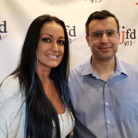 Rita Guerra na WJFD