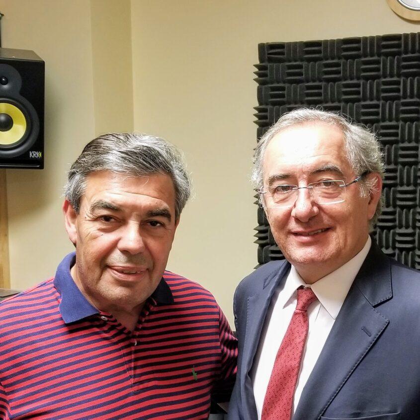 José Cesário em entrevista