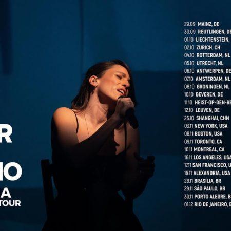 Carminho em tour pela América do Norte
