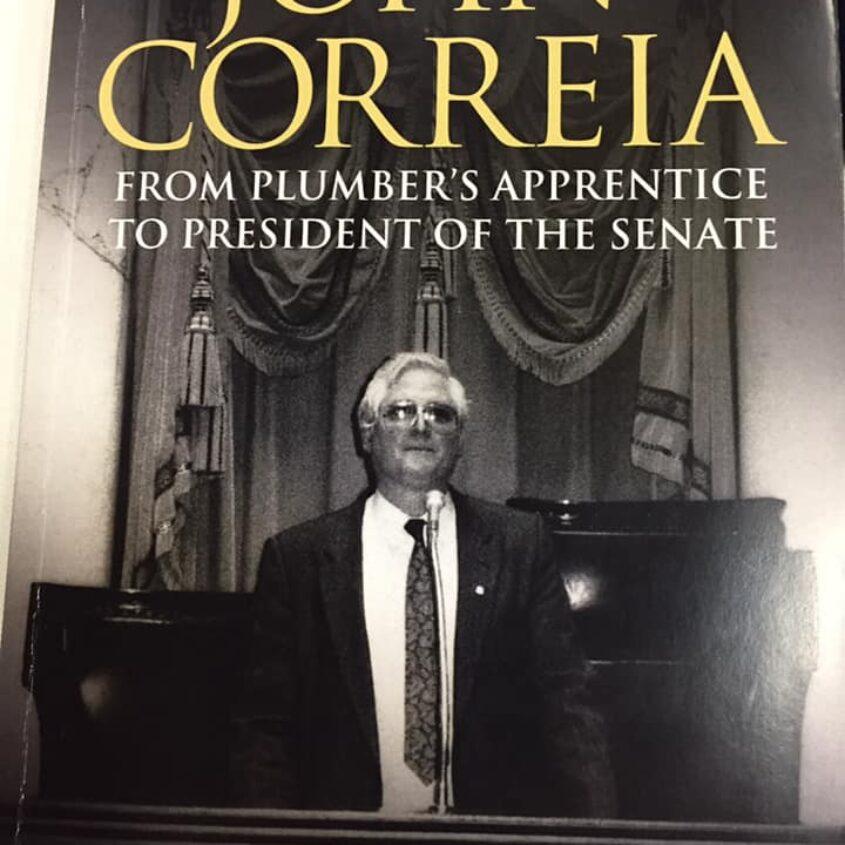 Novo livro do Senador João Correia
