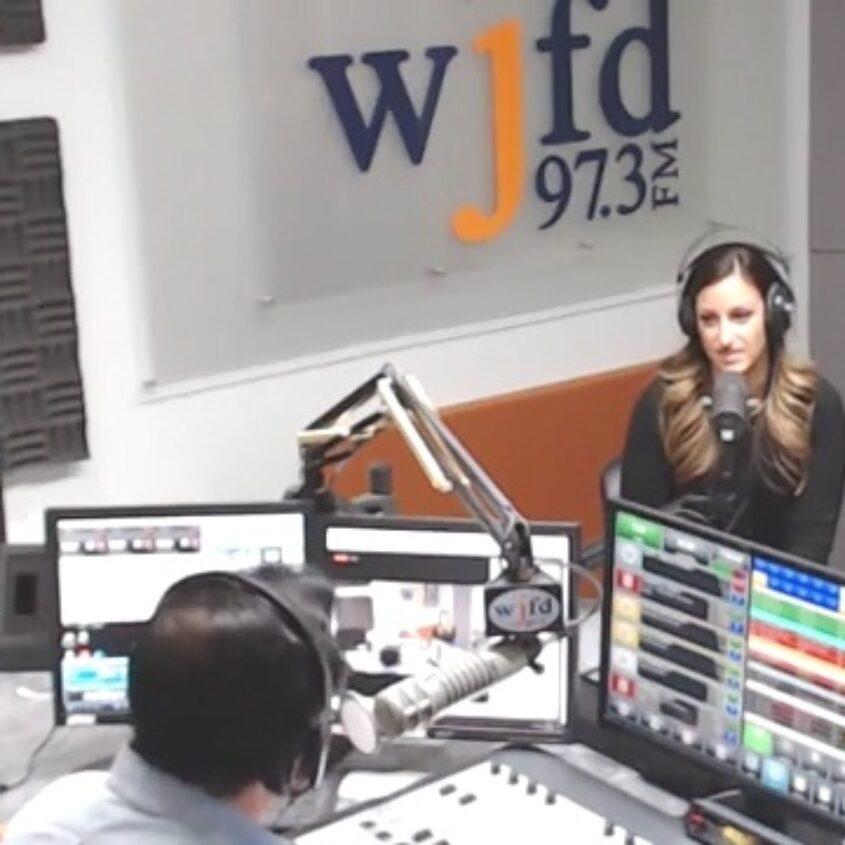 Doris Arruda à conversa com Dionísio Garcia