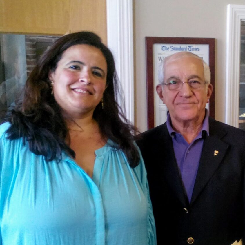 Otelo Saraiva de Carvalho em entrevista à WJFD, Setembro de 2014