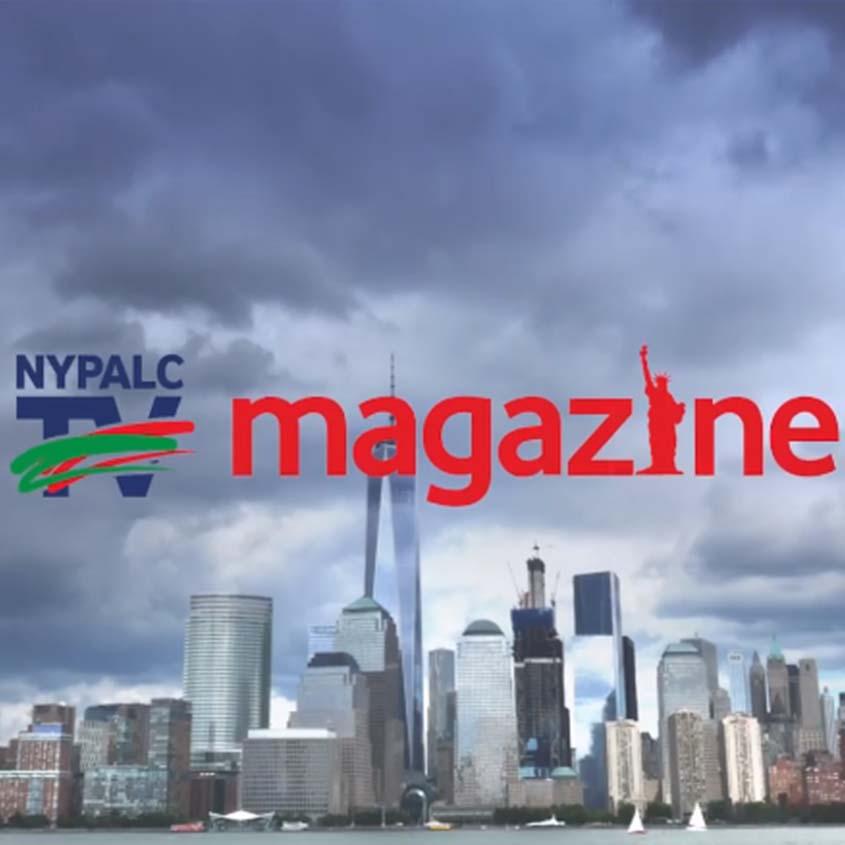 NYPALC TV Magazine, um canal de TV on-line