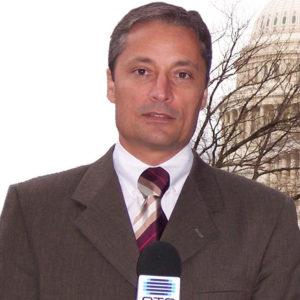 """""""A Visão de Washington"""" com Pedro Bicudo e Jorge Morais"""