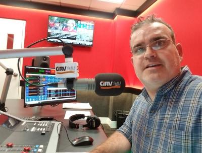 AUDIO: Jorge Neves da rádio CIRV no Canadá