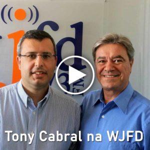 AUDIO: Tony Cabral e Carlos Felix